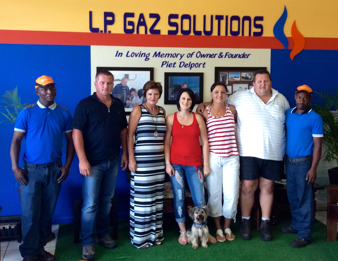 LP Gaz Solutions Staff